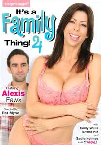 It's A Family Thing #4 – Elegant Angel