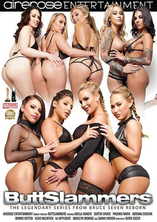 Buttslammers – Airerose Entertainment