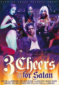 3 Cheers For Satan – Burning Angel