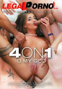 4 On 1 O My God – Legal Porno