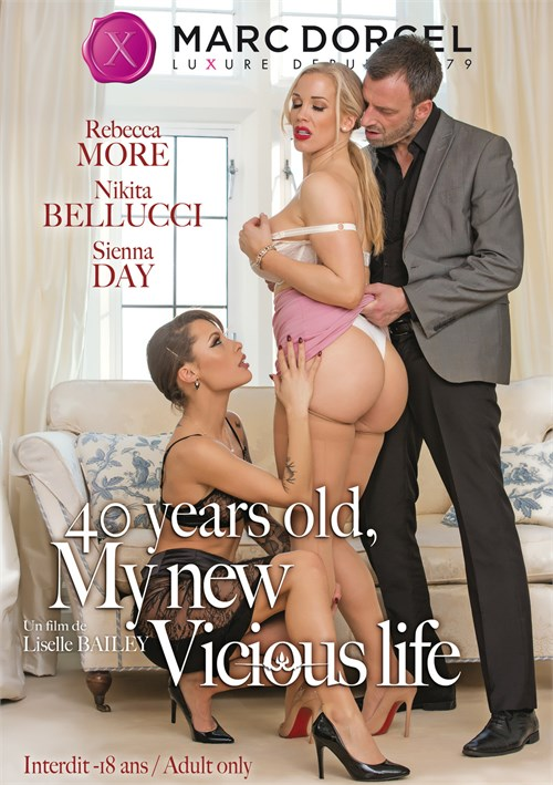 40 Years Old, My New Vicious Life – Marc Dorcel