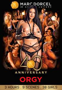 40th Anniversary: Orgy – Marc Dorcel