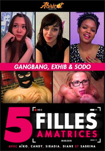 5 Filles Amatrices – Abricot
