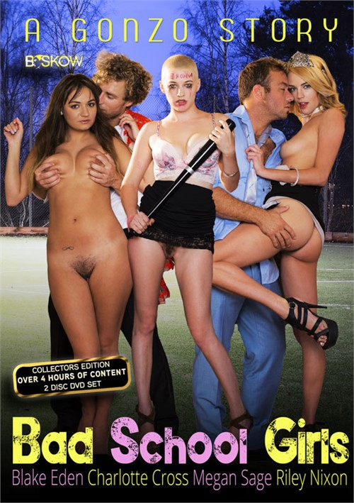 A Gonzo Story: Bad School Girls – Skow for Girlfriends Films