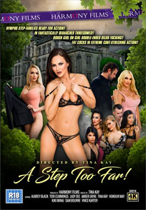 A Step Too Far! – Harmony Films