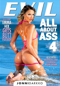 All About Ass #4 – Evil Angel