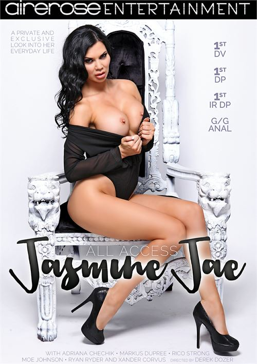 All Access Jasmine Jae – Airerose Entertainment