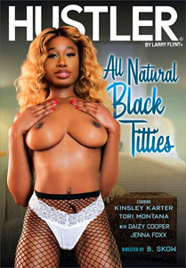 All Natural Black Titties – Hustler