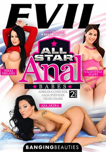 All Star Anal Babes – Evil Angel