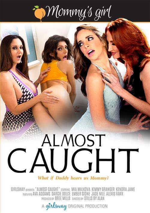 Almost Caught – Girlsway
