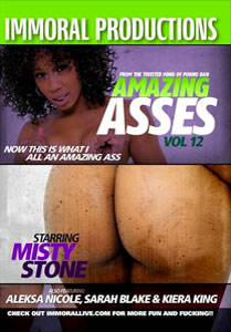 Amazing Asses #12 – Immoral Productions