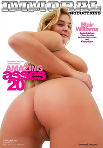 Amazing Asses #20 – Immoral Productions