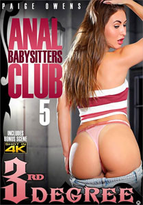 Anal Babysitters Club #5 – Third Degree