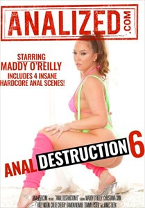 Anal Destruction #6 – Analized
