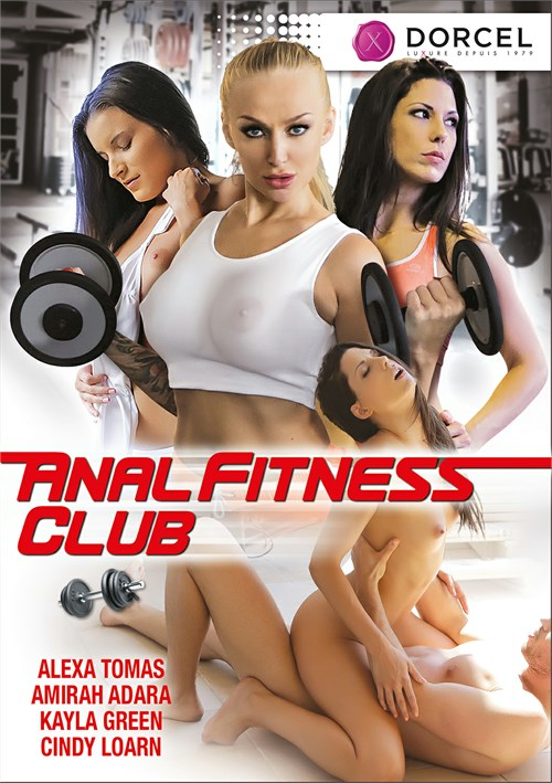 Anal Fitness Club – Marc Dorcel