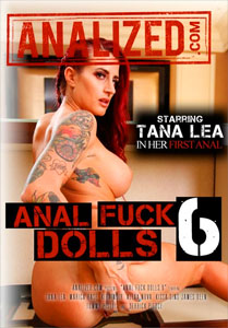 Anal Fuck Dolls #6 – Analized