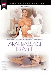 Anal Massage Therapy #3 – Nathan Blake