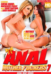 Anal Mother Fuckers #7 – Devil's Film