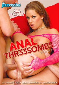 Anal Threesomes #3 – Jizz Center
