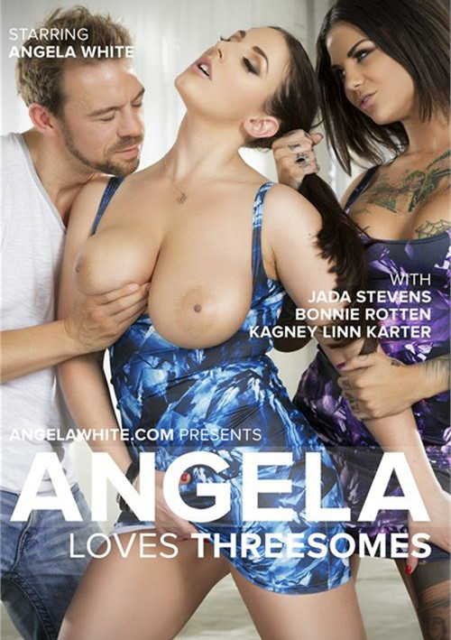 Angela Loves Threesomes – AGW