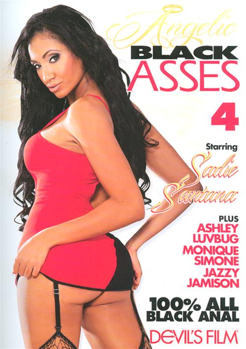 Angelic Black Asses #4 – Devil's Film