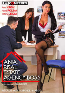Ania, Real Estate Agency Boss – Les Comperes