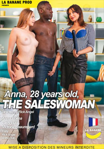 Anna, 28 Years Old, The Saleswoman – La Banane