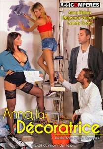 Anna, The Decorator – Marc Dorcel