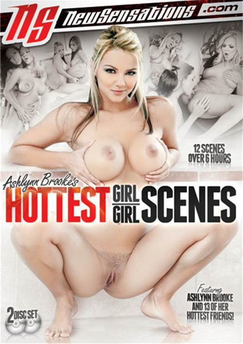 Ashlynn Brooke's Hottest Girl-Girl Scenes – New Sensations