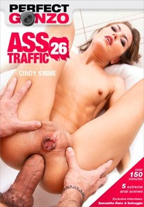 Ass Traffic #26 – Perfect Gonzo