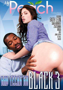 Bad Teens Go Black #3 – My Peach Productions