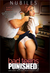 Bad Teens Punished #3 – Nubiles