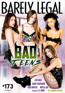 Barely Legal #173: Bad Teens – Hustler