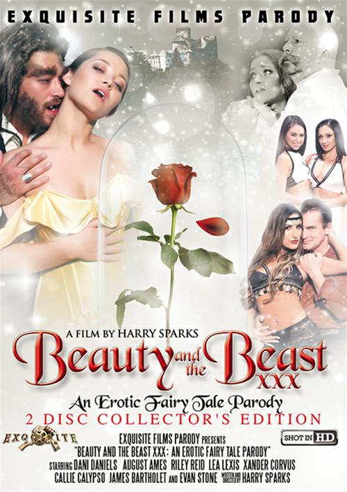 Beauty And The Beast XXX: An Erotic Fairy Tale Parody – Exquisite