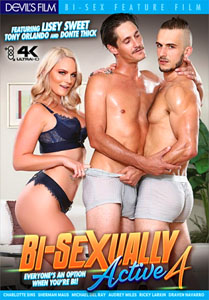 Bi-Sexually Active #4 – Devil's Film