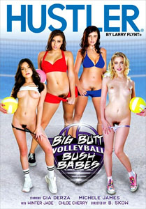 Big Butt Volleyball Bush Babes – Hustler