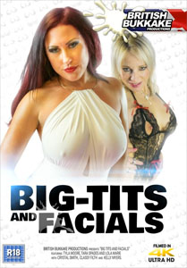 Big-Tits And Facials – British Bukkake