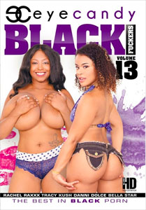 Black Fuckers #13 – Eye Candy