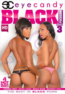 Black Fuckers #3 – Eye Candy