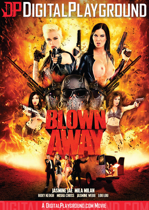 Blown Away – Digital Playground