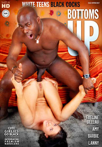 Bottoms Up – White Teens Black Cocks