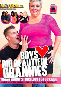 Boys Love Big Beautiful Grannies – Mature NL