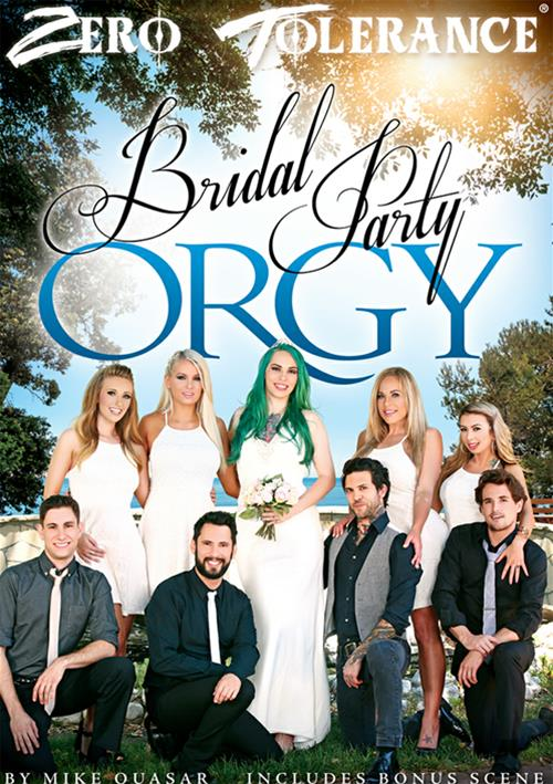 Bridal Party Orgy – Zero Tolerance