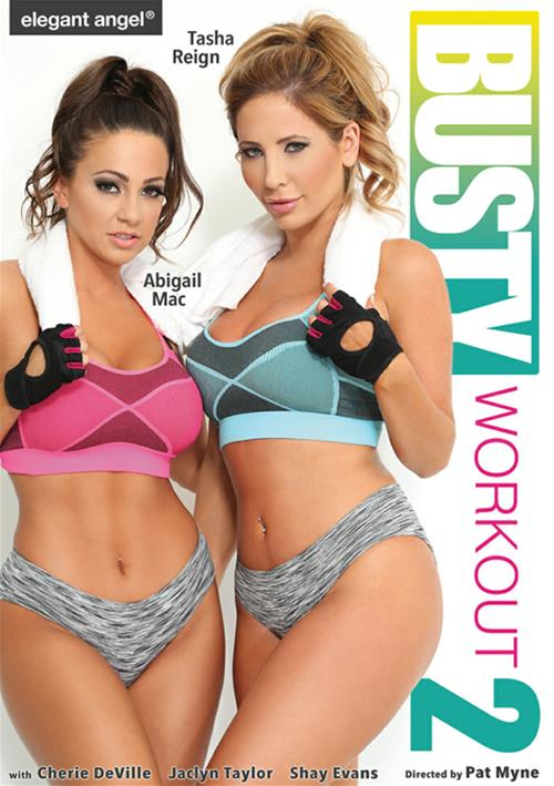 Busty Workout #2 – Elegant Angel