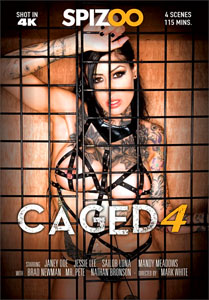 Caged #4 – Spizoo