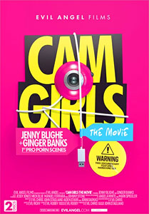 Cam Girls: The Movie – Evil Angel