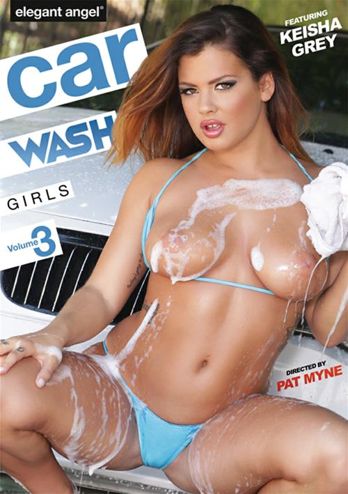 Car Wash Girls #3 – Elegant Angel