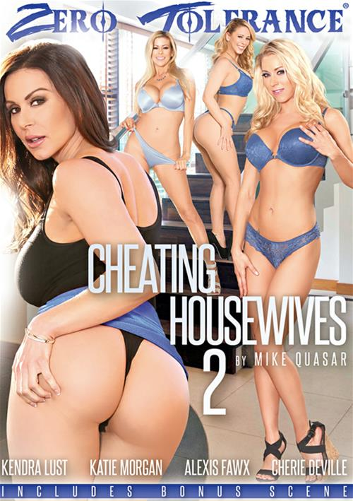 Cheating Housewives 2 – Zero Tolerance