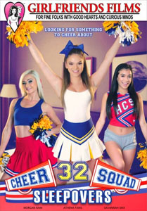 Cheer Squad Sleepovers #32 – Girlfiends Films