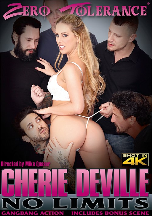 Cherie DeVille: No Limits – Zero Tolerance